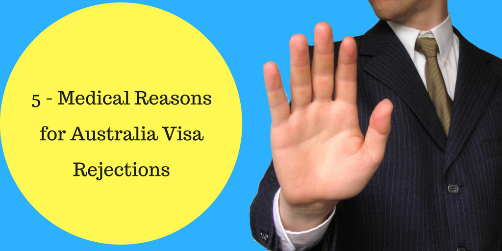 5- Diseases Which Affects Your Australia Permanent Resident Visa & Temporary Visa