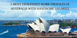 5 Most-in-Demand Work Profiles in Australia With High Salaries