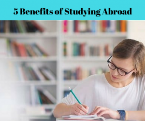 5 Reasons Why You Should Go for Study Abroad